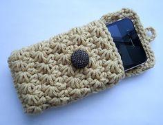 Crochet Phone case - Funda Movil Ganchillo