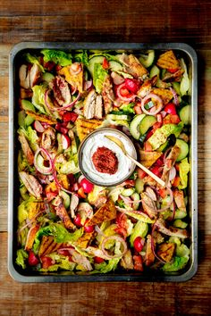 Healthy Salads, Healthy Recipes, Salade Caprese, Food For Thought, Summer Recipes, Family Meals, Pasta Salad, I Foods, Food To Make