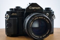 Check out the latest addition to my #etsy shop, the Canon A-1 + the awesome FD 50mm f1.4 http://etsy.me/2nGuAAC #jtcameraandphoto #canon #canona1 #believeinfilm #filmisnotdead #canona-1