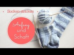 Socken selber stricken – ganz einfach mit dieser Anleitung Do you dream about being able to knit socks yourself? It's so easy that it does not have to be a dream – look at this easy guide! Easy Knitting, Knitting Socks, Knitted Hats, Knit Socks, Knitting Projects, Knitting Patterns, Inspirations Magazine, Knit In The Round, Sock Yarn