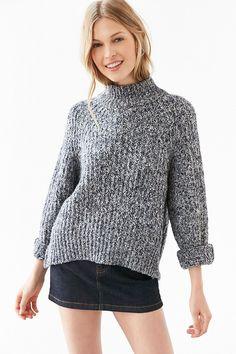 Silence + Noise Easton Turtleneck Sweater
