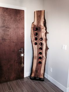 Wine Trunk made by Cory Garras from GOATGEAR Interior Sliding Barn Doors, Door Handles, Wine, Hot, Design, Home Decor, Style, Swag, Decoration Home