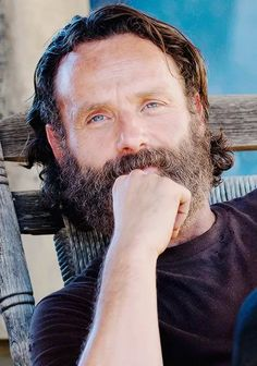 ♡♡YOUR EYES♡♡ Rick Grimes Andrew Lincoln