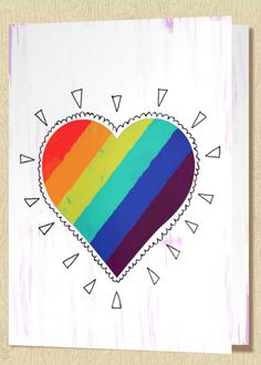 """Love is Love"" Valentines ecard from Just Wink"