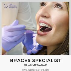 At EJL Dental, we individualize your orthodontic treatment plan to provide the most effective, gentle and shortest care possible. That's because we recognize that every person's teeth are unique. Come in to see us today Dental Braces, Smile Dental, Teeth Braces, Dental Care, Braces Smile, Types Of Braces, Keep Calm And Smile, Brace Face