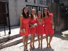 BRIDEMAIDS DRESSES by...INÊS PIMENTEL
