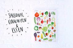 Ich war lange auf der Suche nach einem optisch ansprechenden Saison-Kalender, den ich mir gerne in die Küche hänge und der mir jeden Monat eine Übersicht des jeweiligen Obst & Gemüses liefert, welches aus Deutschland erhältlich ist. Da ich beim besten Willen nur Tabellen, einzelne Bilder oder sehr ungenaue Abbildungen finden konnte, entschloss ich mich...Read More »