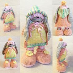 "197 Likes, 8 Comments - Knitting Toys (@olga_toys_handmade) on Instagram: ""Вот такая персиковая…"""