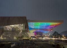 Busan Cinema Centre by Coop Himmelb(l)au.