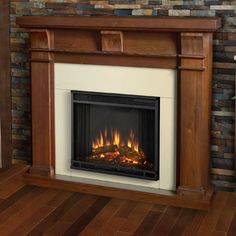 Mantels and Electric fireplaces
