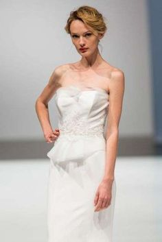 CORSAGE SQUARE GIUSEPPE PAPINI: The square lines are a constant in the collection 2014 Giuseppe Papini.