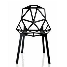Herman Miller + Magis: Konstantin Grcic's Chair_ONE