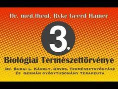 A Germán Gyógytudomány harmadik biológiai természettörvénye. Dr. Budai Károly - YouTube
