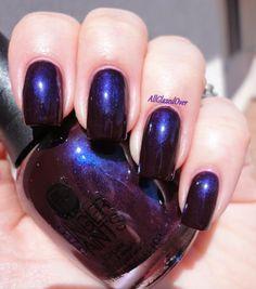 Fingerpaints Nail Color Berry Good Bid China Glaze Polish Collection