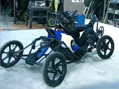 Racing Quadcycle