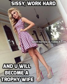 Sissy whore captions