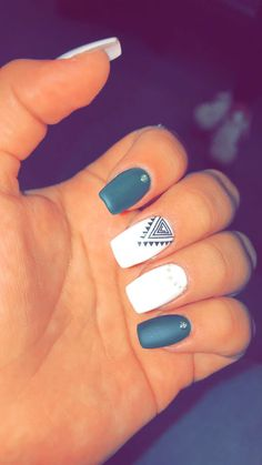 January 25 2020 at nails Short Square Acrylic Nails, Best Acrylic Nails, Square Nails, Stylish Nails, Trendy Nails, Cute Nails, Nail Jewelry, Dream Nails, Perfect Nails
