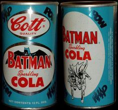 Batman Sparkling Cola (1966)