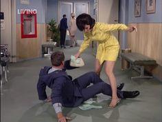 Retrospace: Mini Skirt Monday #80: Barbara Eden
