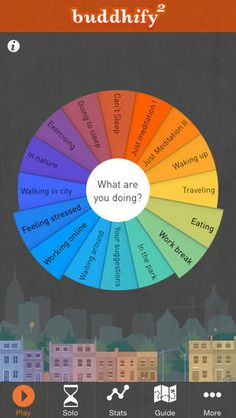 Guided Mindfulness Apps - Mental Health and Self Care are so very important!