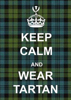 Wear Tartan