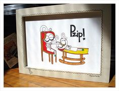 pzip framed [gifts with thoughts]