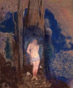 Odilon Redon. Saint Sebastian. 1911.