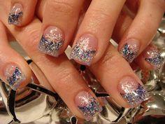 Christmas+Acrylic+Nail+Designs | CHRISTMAS NAILS ACRYLIC | Nails Acrylic