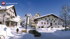 Naturparkregion Reutte Tirol - Winterurlaub mit der Aktiv Card Aktiv, Park, Homeland, Austria, Mansions, House Styles, Outdoor, Winter Vacations, Places