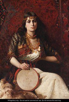 Zingara (Gypsy) - Gabriele Brunati