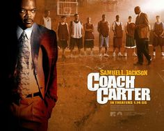 """Samuel L. Jackson: 'Coach Carter': Memorable Quote: """"l came to coach basketball players, and you became students. l came to teach boys, and you became men. Coach Carter, Robert Ri'chard, Teaching Boys, Basketball Coach, Basketball Players, Teacher Quotes, Christian Grey, Angst, 3 Idiots"""