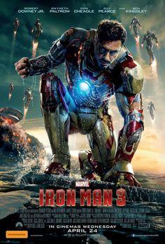 Iron Man 3 (the best)