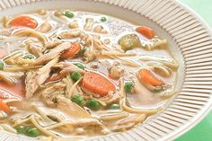 America's Test Kitchen - Chicken Noodle Soup