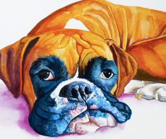 There's no better way to show Mr. Peanutbutter how much you adore him than by immortalizing his likeness with a personalized watercolor pet portrait. Each vibrant work turns your four legged friend into a surreal masterpiece that you'll cherish forever.