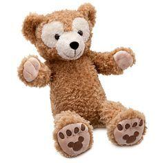 Duffy the Disney Bear Plush http://m.disneystore.com/duffy-the-disney-bear-plush-medium-17/mp/1293051/1000267/