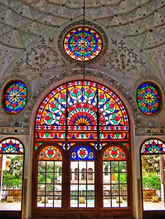 Iran,kashan *Peace between millions of Muslims, Christians, Buddhists - we are being manipulated against one another slow wars by The United States of Israel *