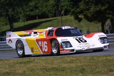 porsche 962 aerodynamics - Google Search