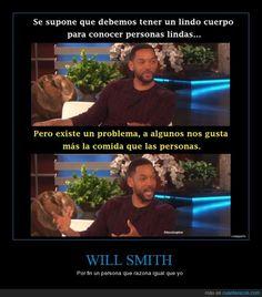 WILL SMITH - Por fin un persona que razona igual que yo