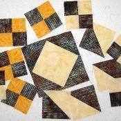 Mystery Quilt 2013 Clue #1 - via @Craftsy