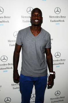 Chad Johnson Style | Chad Johnson - Mercedes-Benz Fashion Week Swim 2012 Official Coverage ...