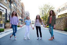 Hashtag Sisters, Baby Panda Bears, Dance Photography Poses, Star Clothing, Sister Love, Dove Cameron, Teenager Outfits, Savannah Chat, Girl Power