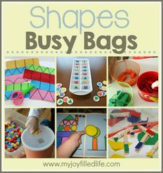 60 of the Best Busy Bags - My Joy-Filled Life
