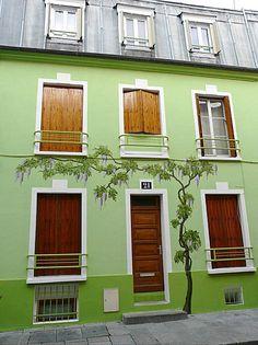 12th arrondissement - 21 rue Cremieux.