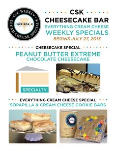 , 2013 Cheesecake Special: PEANUT BUTTER EXTREME Chocolate Cheesecake ...
