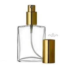 Riverrun Large Fragrance Perfume Atomizer Empty Refillable Glass Bottle Gold Fine Mist Sprayer oz Bottle) *** You can find out more details at the link of the image. Perfume Atomizer, Perfume Oils, Perfume Bottles, Glass Spray Bottle, Glass Bottles, Bottle Bottle, Musk Oil, Cosmetic Bottles, Cosmetic Containers