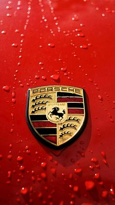 Porsche Logo Red Android and iPhone Wallpaper Lockscreen HD Porsche 911, Porsche Carrera, Logo Porsche, Porsche Boxster, Ferrari Logo, Lamborghini, Ferrari Laferrari, Maserati, Luxury Car Logos