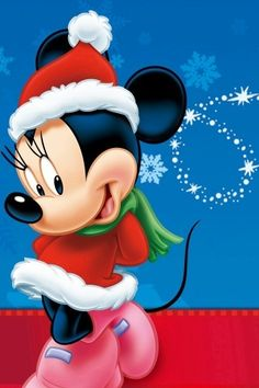 Minnie Mouse: