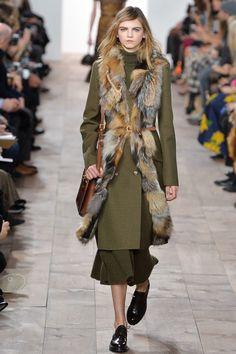 Michael Kors Fall 2015 RTW Runway - Vogue NYFW