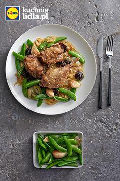 Duszone nogi gęsi w sosie miodowo-cebulowym. Kuchnia Lidla - Lidl Polska. #lidl #okrasa #ges #goose