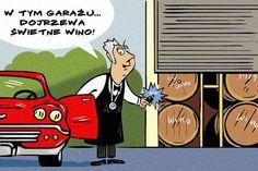 Garage wine!